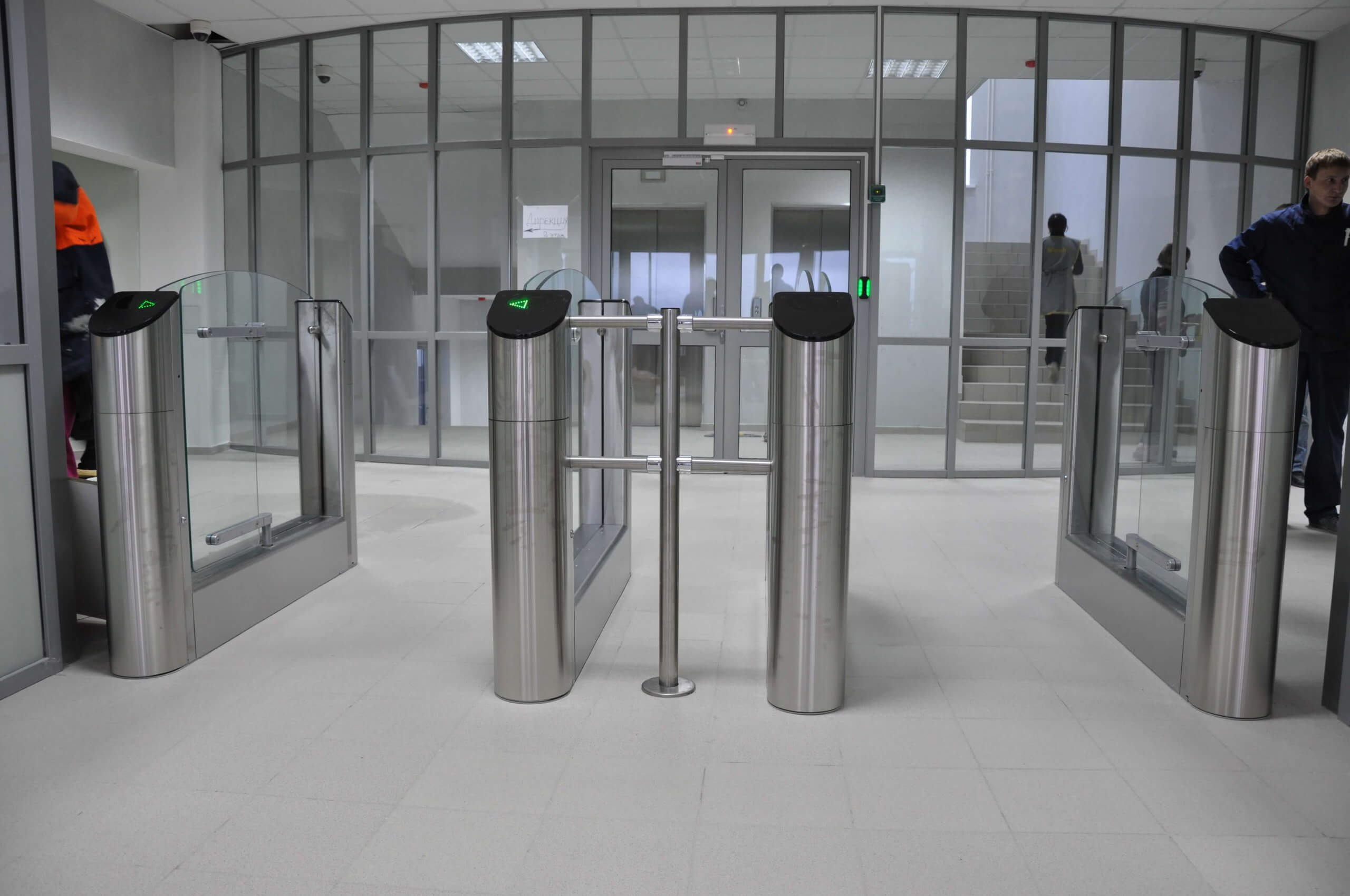 Speedgate Turnstiles