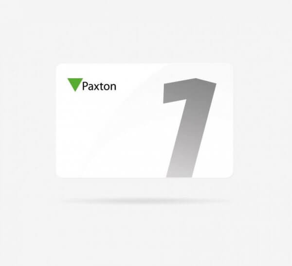 Paxton ISO Proximity Card Licence with HID Technology