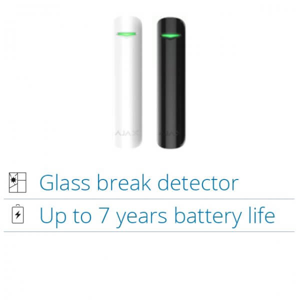 AJAX Glass Break Detector