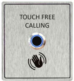 Touch Free Calling Intercom